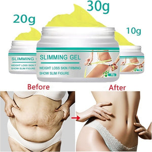 Body Slimming Cream Fat Burning Cream Losing Weight Massage Anti Cellulite Cream (Original : HCream)
