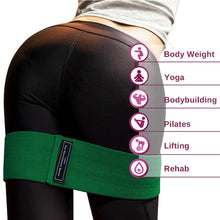 Load image into Gallery viewer, Anti slip Resistance Bands for gym and yoga workout (Original : ReBand)