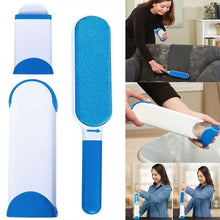 Load image into Gallery viewer, FUR WIZARD Hair Removal Comb Sofa Bed Portable Home Cleaning Brush (Original : FWIZ)
