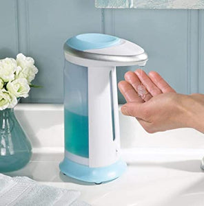 SOAP MAGIC MOTION ACTIVATED SOAP DISPENSER (Original : SMMASD)