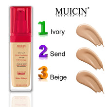 Load image into Gallery viewer, Muicin Invisible Acne Marks Liquid Amazing Full Coverage Foundation - 30ml