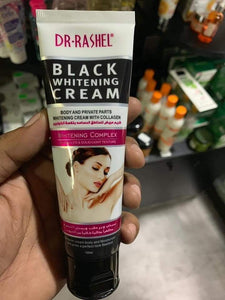 BLACK AND DEAD SKIN BLEACHING WHITENING CREAM (Original : BWC)