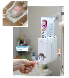 TOOTHPASTE DISPENSER Automatic toothpaste dispenser (Original : TPDis)