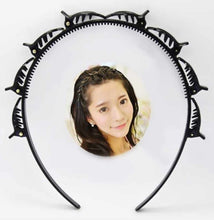 Load image into Gallery viewer, Double Layer Band Twist Front Hair Claw Clip (Original : HBC)