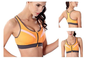 STANDARD FRONT OPEN SPORTS BRA FOR WOMEN