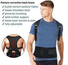 Load image into Gallery viewer, Amazing Posture Corrector Brace (ORIGINAL : RP)