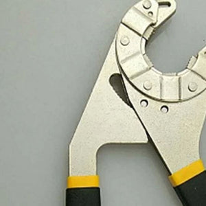 Adjustable spanner tool mini open end car repair universal wrench (Original : 8in1)