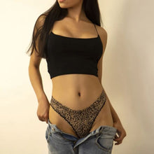 Load image into Gallery viewer, CHEETAH PRINT PANTY FOR WOMEN