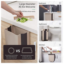 Load image into Gallery viewer, Foldable Wall Mounted Trash Can Closet (Original : FWM)