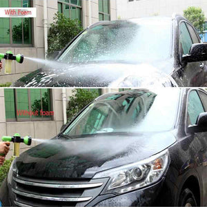 Multifunction Auto Car Foam Water Gun Car Washer Water Gun High Pressure Cleaning Home Car Washing Foam Gun (Original : PWGun)