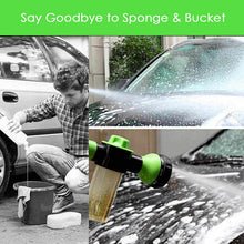 Load image into Gallery viewer, Multifunction Auto Car Foam Water Gun Car Washer Water Gun High Pressure Cleaning Home Car Washing Foam Gun (Original : PWGun)