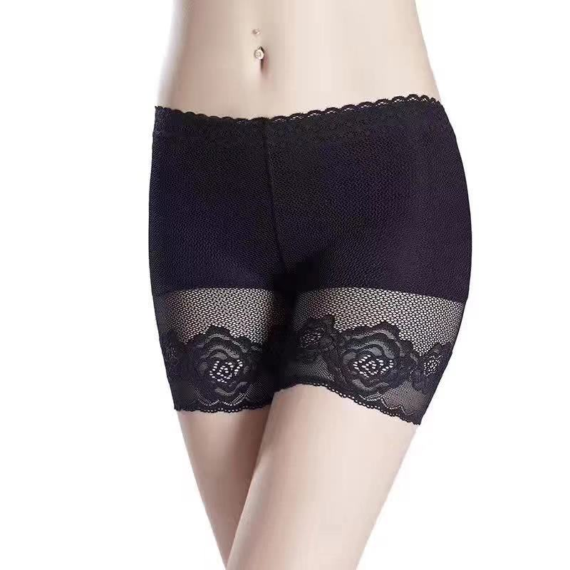 Standard soft cotton fancy boxer panty for women