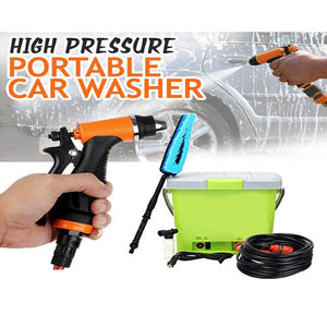 High Pressure New Portable Automatic Car Washer (Original : CARW)