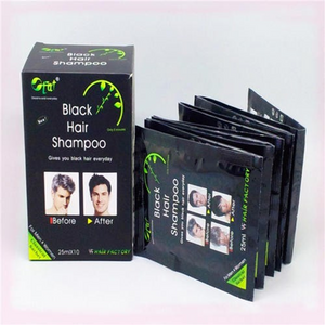 Regrew Black Hair Magic Shampoo (ORIGINAL : NONI 10pc)