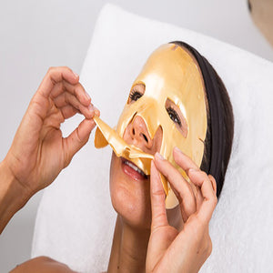 Celebrity Lift Gold Facial Mask (ORIGINAL : GMASK)