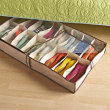 Load image into Gallery viewer, 12 Cells Foldable Shoes Storage Box (Original : SOB)