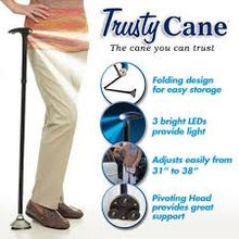 Load image into Gallery viewer, Trusty Cane Walking Stick (Original : TCan)