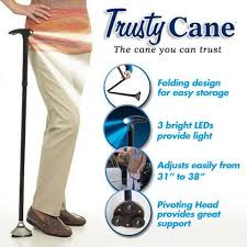 Trusty Cane Walking Stick (Original : TCan)