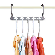 Load image into Gallery viewer, WONDER HANGER 9 Holes Multi-fuction Closet Space Saver Organizer (Original : WHan)