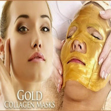 Load image into Gallery viewer, Celebrity Lift Gold Facial Mask (ORIGINAL : GMASK)