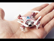 Load and play video in Gallery viewer, Micro Selfie Drone (ORIGINAL : CX10W)