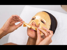 Load and play video in Gallery viewer, Celebrity Lift Gold Facial Mask (ORIGINAL : GMASK)