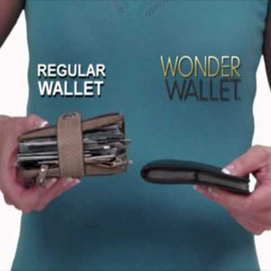 Multi-function multi-card wallet with zipper, male and female, simple, travel Wallet (Original : LockW)