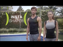 Load and play video in Gallery viewer, Insta Shaper Slimming Vest for Men (ORIGINAL : CAMIS MEN)