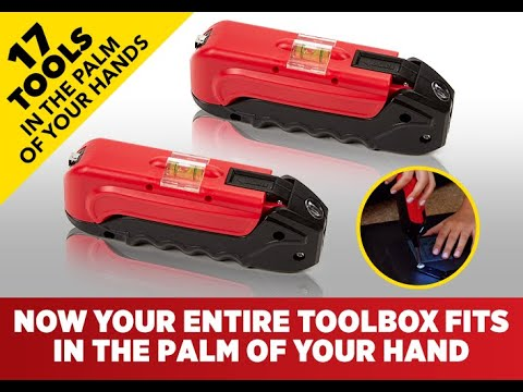 18 in 1 Multi Purpose Tool - Clever Buddy (ORIGINAL : CVBD)