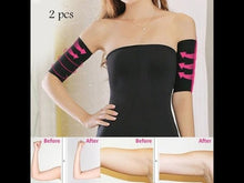 Load and play video in Gallery viewer, 2pcs Strong Compression Shaper Arm Wrap (Original : SSleeve)