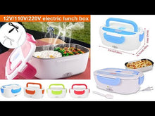 Load and play video in Gallery viewer, ELECTRIC LUNCH BOX Keep Food Hot and Fresh (Original : ELB)