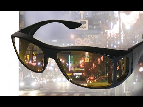 Night Vision HD Glasses (Original : NVGLASSES)