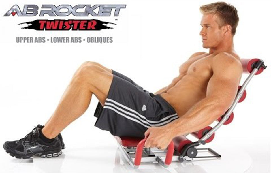 Ab Rocket Twister + Free Abs Flex Master (Original : ABR)