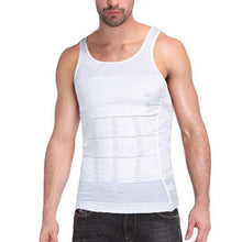 Load image into Gallery viewer, Tone Tee Slimming Get Slim Vest For Men (Original : VEST)