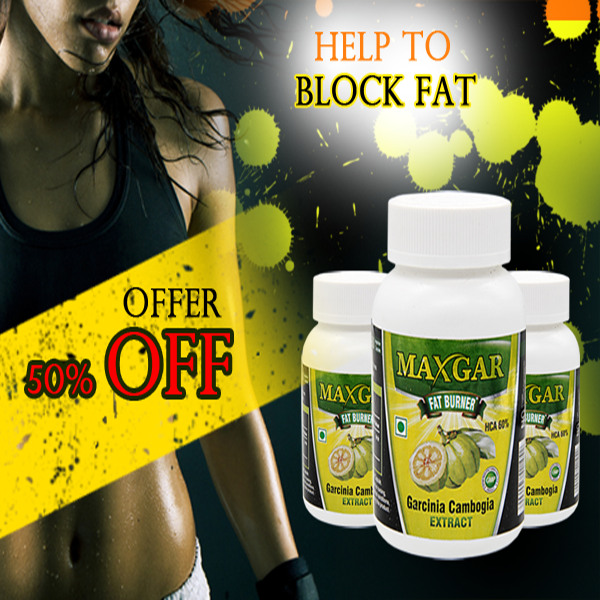 MAXGAR Free Fat Burner Tablet (Original : MAXGAR)