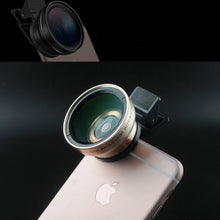 Load image into Gallery viewer, Micro Mobile Zoom lens for ANROID & IOS Mobiles : PACK OF 3 LENSES (ORIGINAL : MLENS)