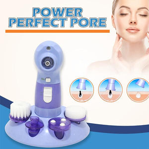 POWER PERFECT PORE FOR ACNE AND COMPLETE FACIAL WITH 4 ATTACHMENTS (ORIGINAL : PPP)