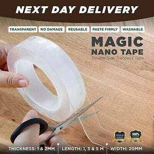 Nano Magic Tape Double Sided Magic Tape