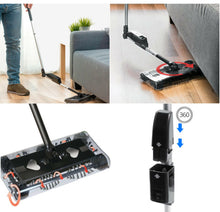 Load image into Gallery viewer, SWIVEL SWEEPER Electric Floor Cleaner For Floor Cleaning And Mopping (Original : Swivel)