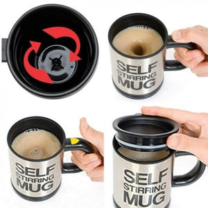 SELF STRING Mugs For Automatic Mixing Durable (ORIGINAL : SSMA)