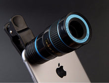 Load image into Gallery viewer, Telescope lens for ANROID & IOS Mobiles (ORIGINAL : TELE)