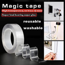 Load image into Gallery viewer, Nano Magic Tape Double Sided Magic Tape