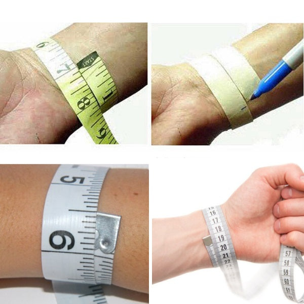 How to measure your wrist correctly