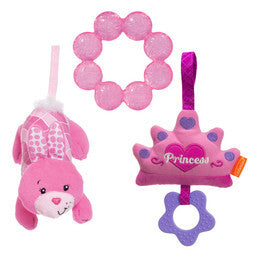 Teethe & Rattle Royal Play Set