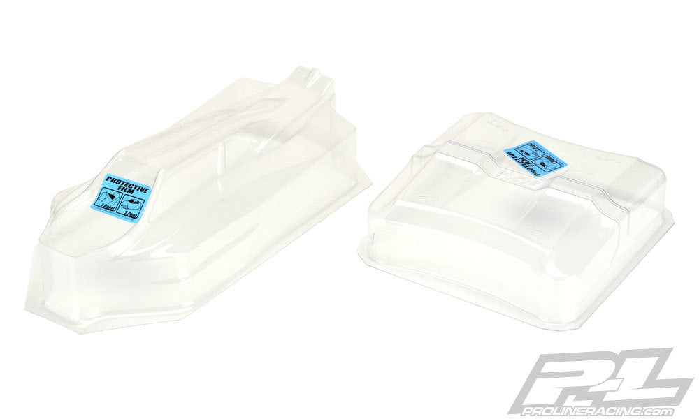 Proline B64 and B64D Elite Light Weight Clear Body