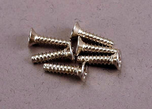 TRAXXAS SCREWS 3X12MM C/SUNK