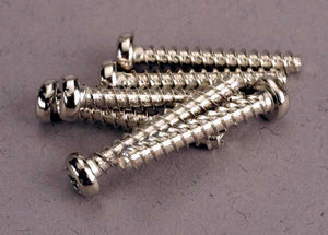 TRAXXAS SCREWS 3X20MM ROUNDHEAD