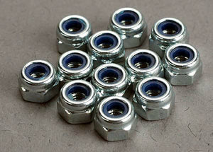 TRAXXAS LOCKING NUT - 3MM NYLON