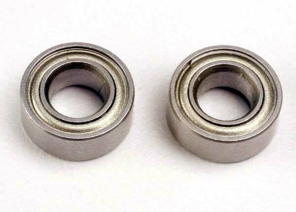 TRAXXAS BALL BEARINGS 5x10x4mm