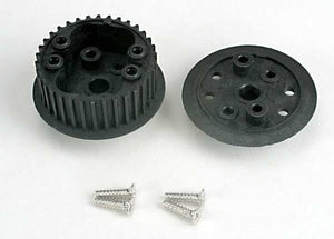 TRAXXAS DIFF./FLANGED SIDE COVER